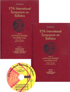 27th International Symposium on Ballistics 2013