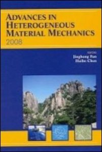 Advances in Heterogeneous Material Mechanics 2008 200x300