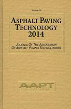 Asphalt Paving Technology 2014