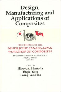 Design, Manufacturing and Applications of Composites-Japan 9th