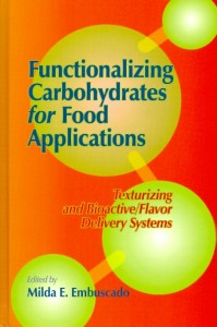 Functionalized Carbohydrates for Food Applications