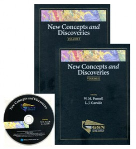 New Concepts and Discoveries 2015 2 vols and CD