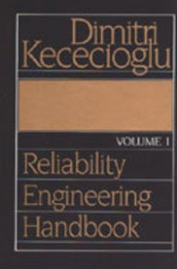 Reliability Engineering Handbook Vol. 1 200x300