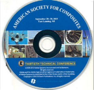 Proceedings of the American Society for Composites 2015