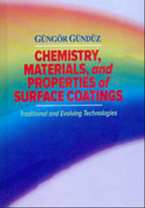 Chemistry, Materials, and Properties of Surface Coatings