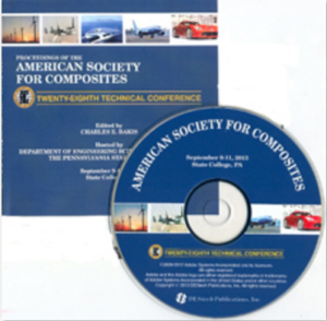 Proceedings of the American Society for Composites 2013-Twenty-Eighth Technical Conference