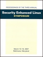 Security Enhanced Linux Symposium