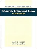 Security Enhanced Linux Symposium