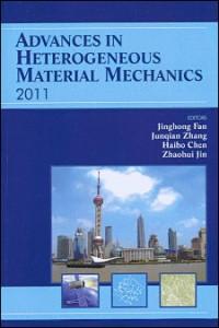 Advances in Heterogeneous Material Mechanics 2011 220x340