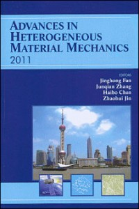 Advances in Heterogeneous Material Mechanics 2011 220x340