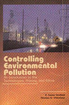 Controlling environmental pollution destech publishing fandeluxe Gallery