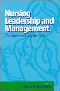 Nursing Leadership and Management 200x300
