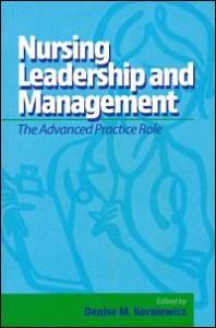 Nursing Leadership and Management 200x300