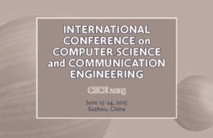 CSCE-2015-Cover