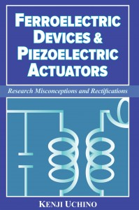 Ferroelectric Devices & Piezoelectric Actuators Cover