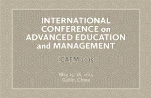 ICAEM-2015-Cover