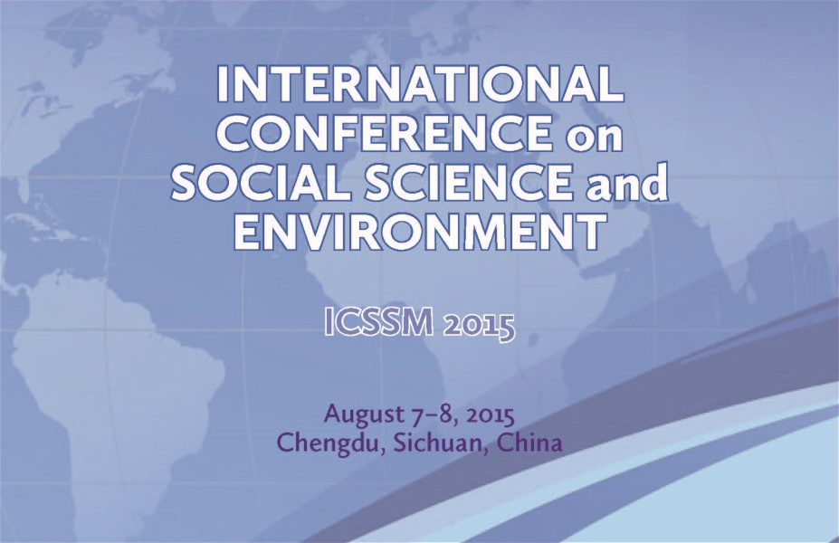 Icssm 2015 Destech Publishing Inc