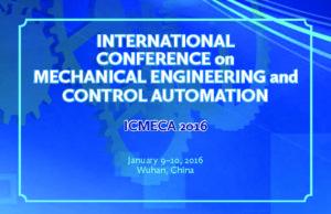 ICMECA-2016