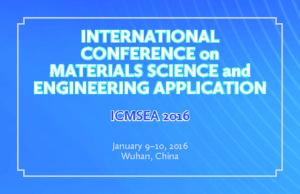 ICMSEA-2016