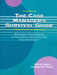 The Case Managers Survival Guide Website Scan