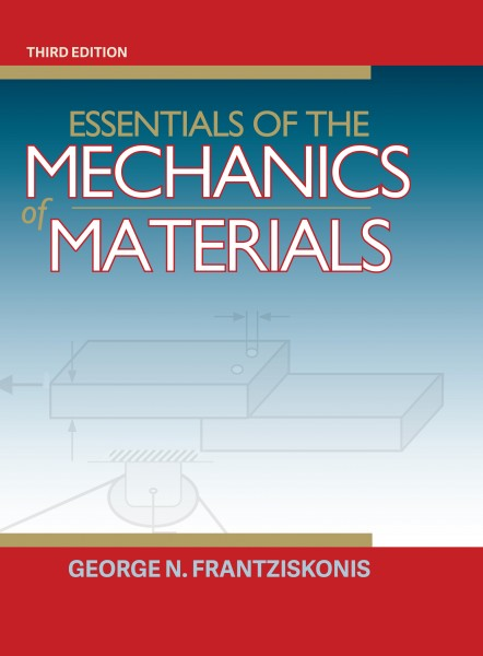 Essentials of the mechanics of materials third edition destech description table of contents fandeluxe Choice Image