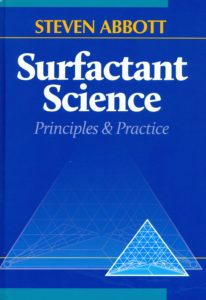 Surfactant Science Website Scan