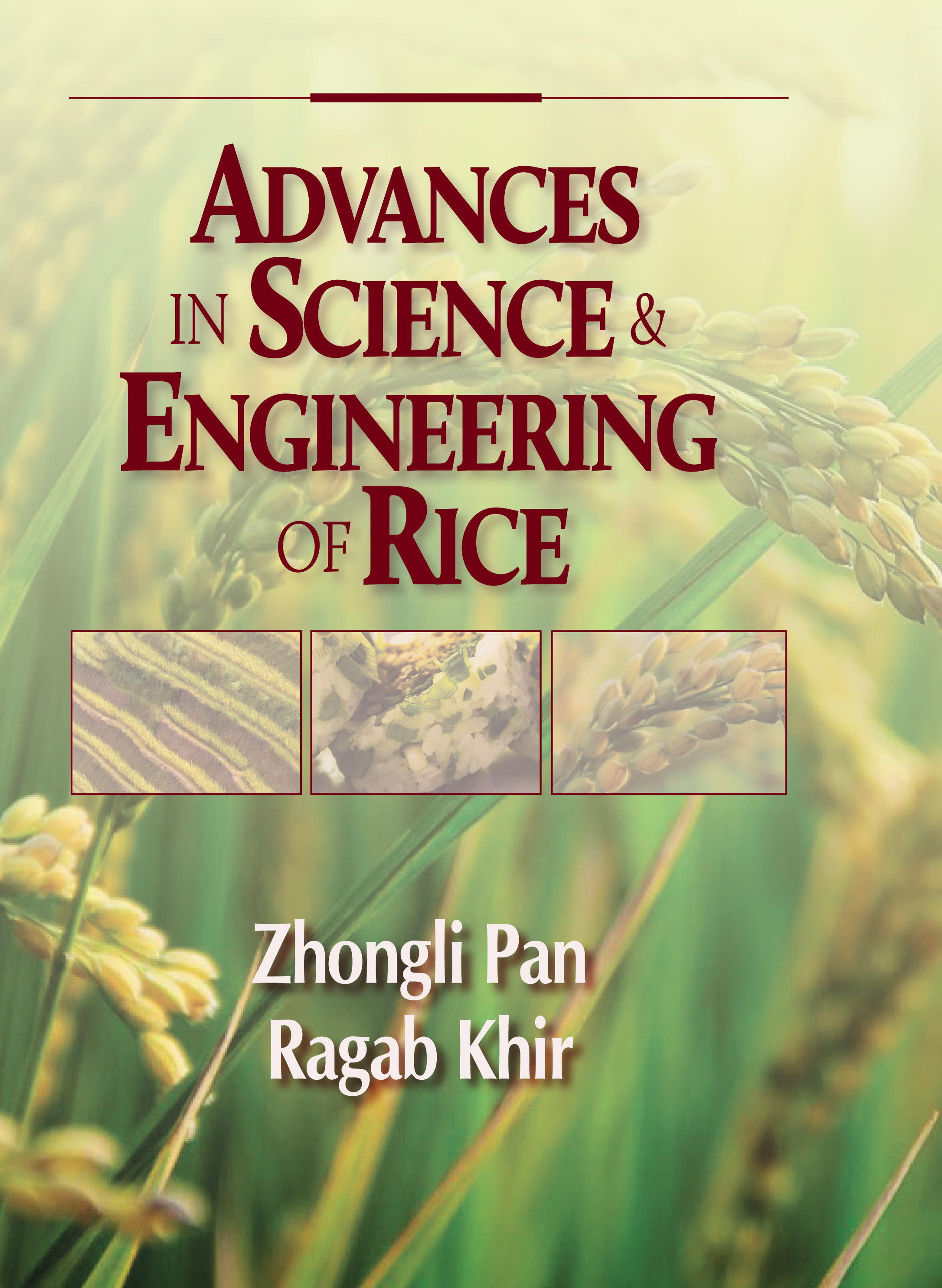 Advances in Science & Engineering of Rice | DEStech Publishing Inc