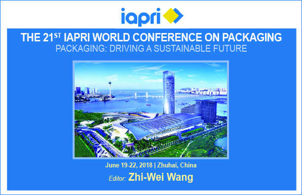 21st IAPRI World Packaging Conference | DEStech Publishing Inc