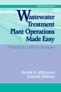 Rev_Wastewater Treatment Plant Operations Made Easy_ Cover