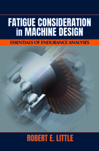 Fatigue in Machine Design Cover