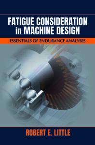 Fatigue in Machine Design Cover